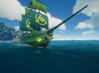 The Battletoads are setting sail in Sea of Thieves