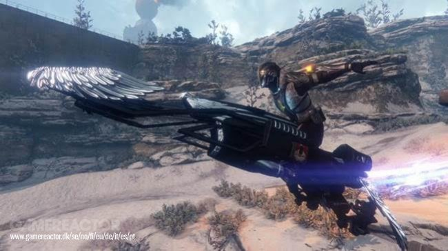 You can Sparrow Race after The Dawning in Destiny