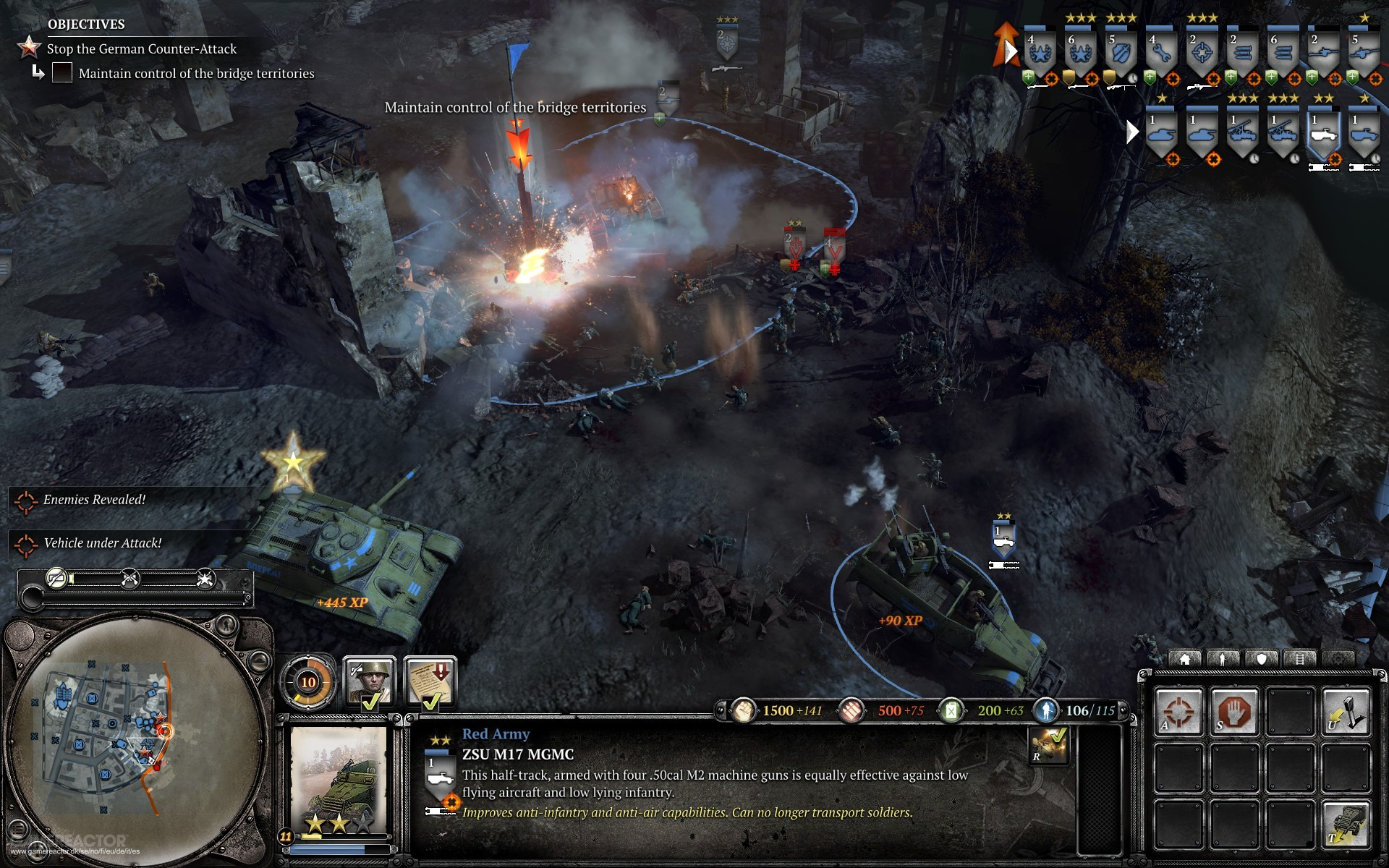 Pictures Of Company Of Heroes 2 1 5