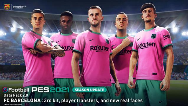 eFootball PES 2021 will be backwards compatible on PS5 and Xbox Series X | S