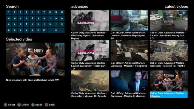 Gamereactor launches PlayStation 4 app today - - Gamereactor