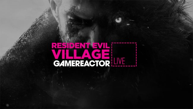 We're checking out Resident Evil Village on today's GR Live