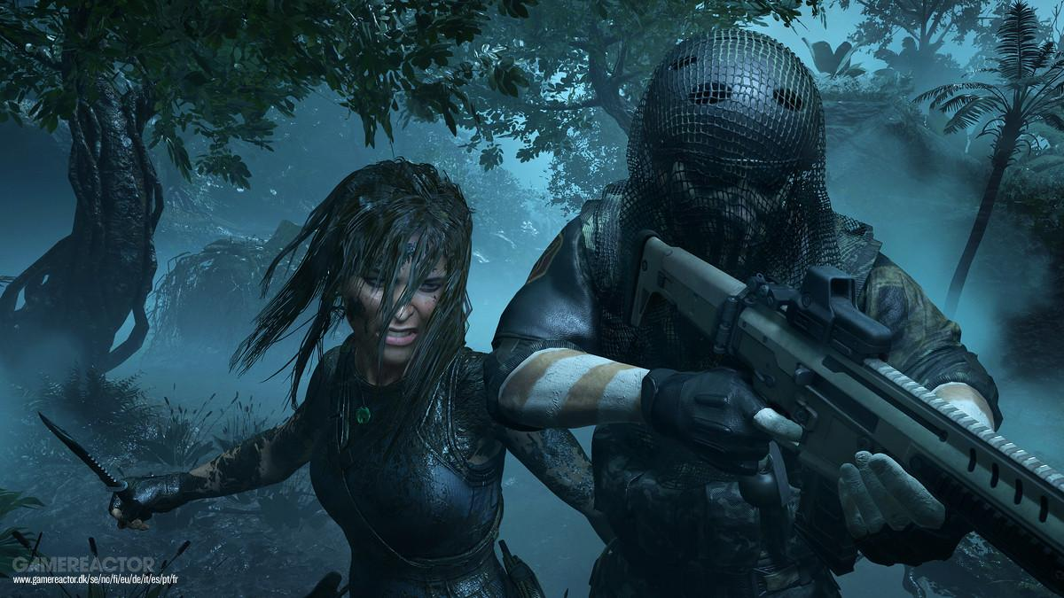 Pictures Of Lara Gets Sneaky In Shadow Of The Tomb Raider Gameplay 1 1