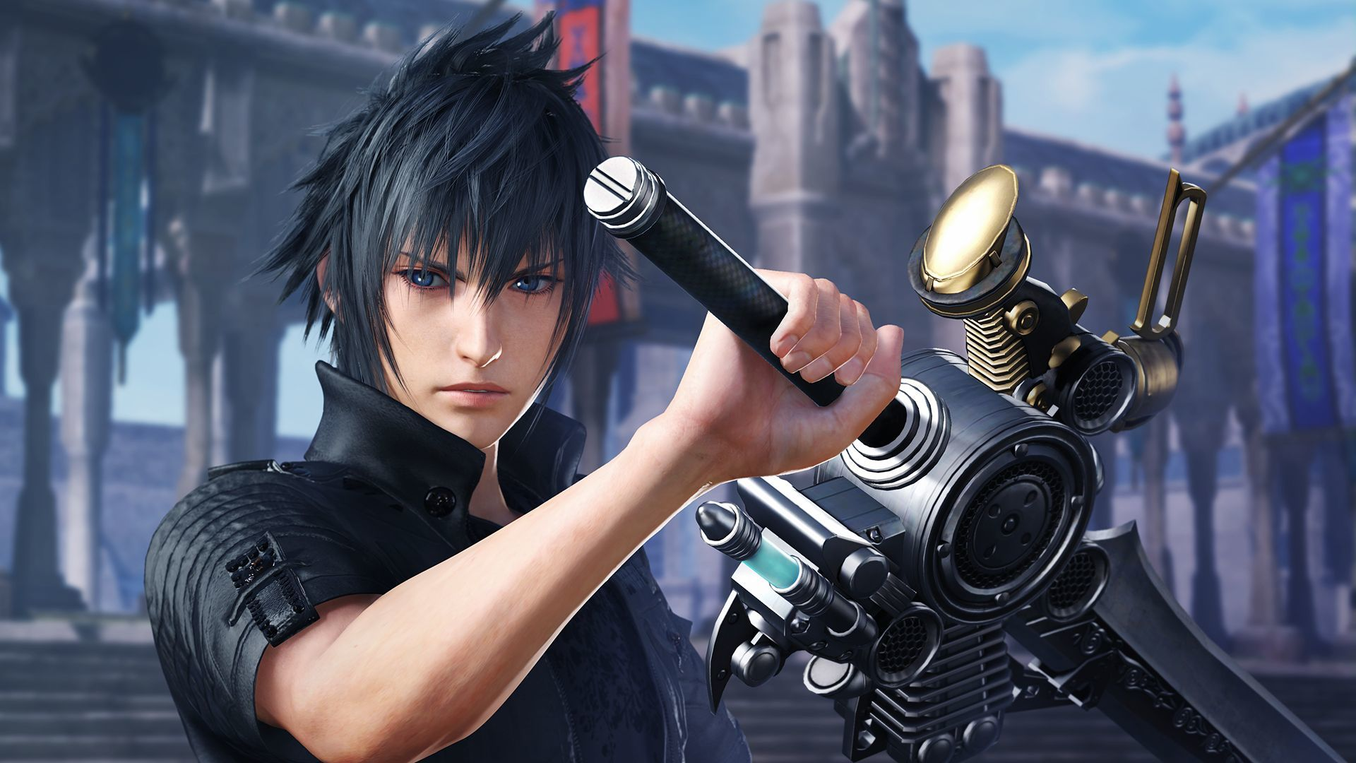 Noctis And Squall Leonhart Get Dissidia Trailers Dissidia