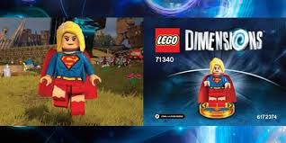 Supergirl set to appear in Lego Dimensions