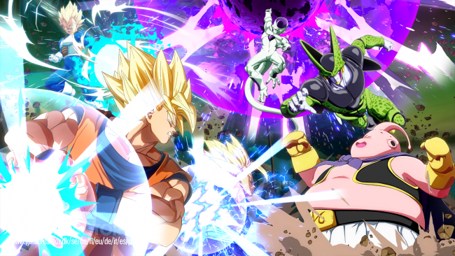 Xbox One users get an exclusive DBFZ beta today