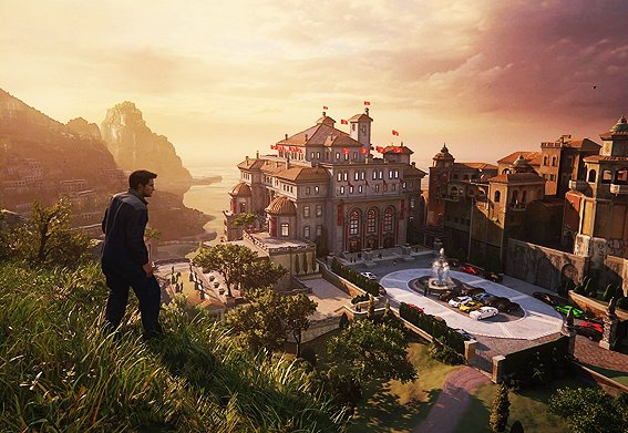 Photographer makes Uncharted 4 look even better