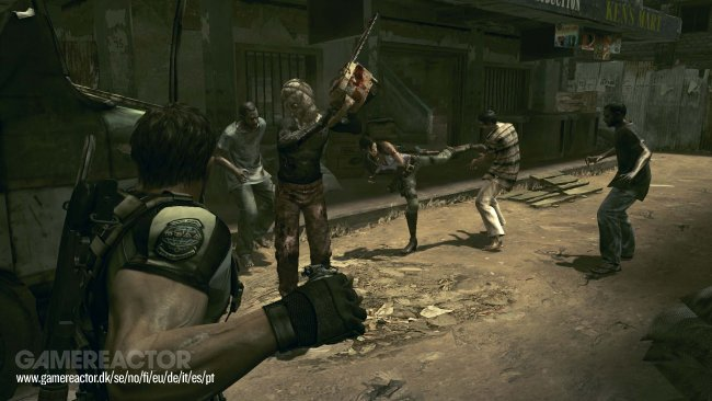 Resident Evil 5 to infect PS4 and Xbox One on June 28