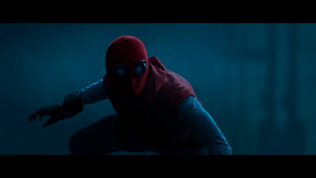 Here's the new Spider-Man Homecoming trailer