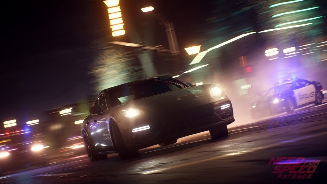 Need for Speed Payback's new trailer hits the city