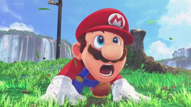Charles Martinet sets record after 100th Mario performance