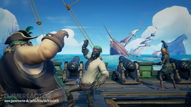 Learning the ropes in Sea of Thieves