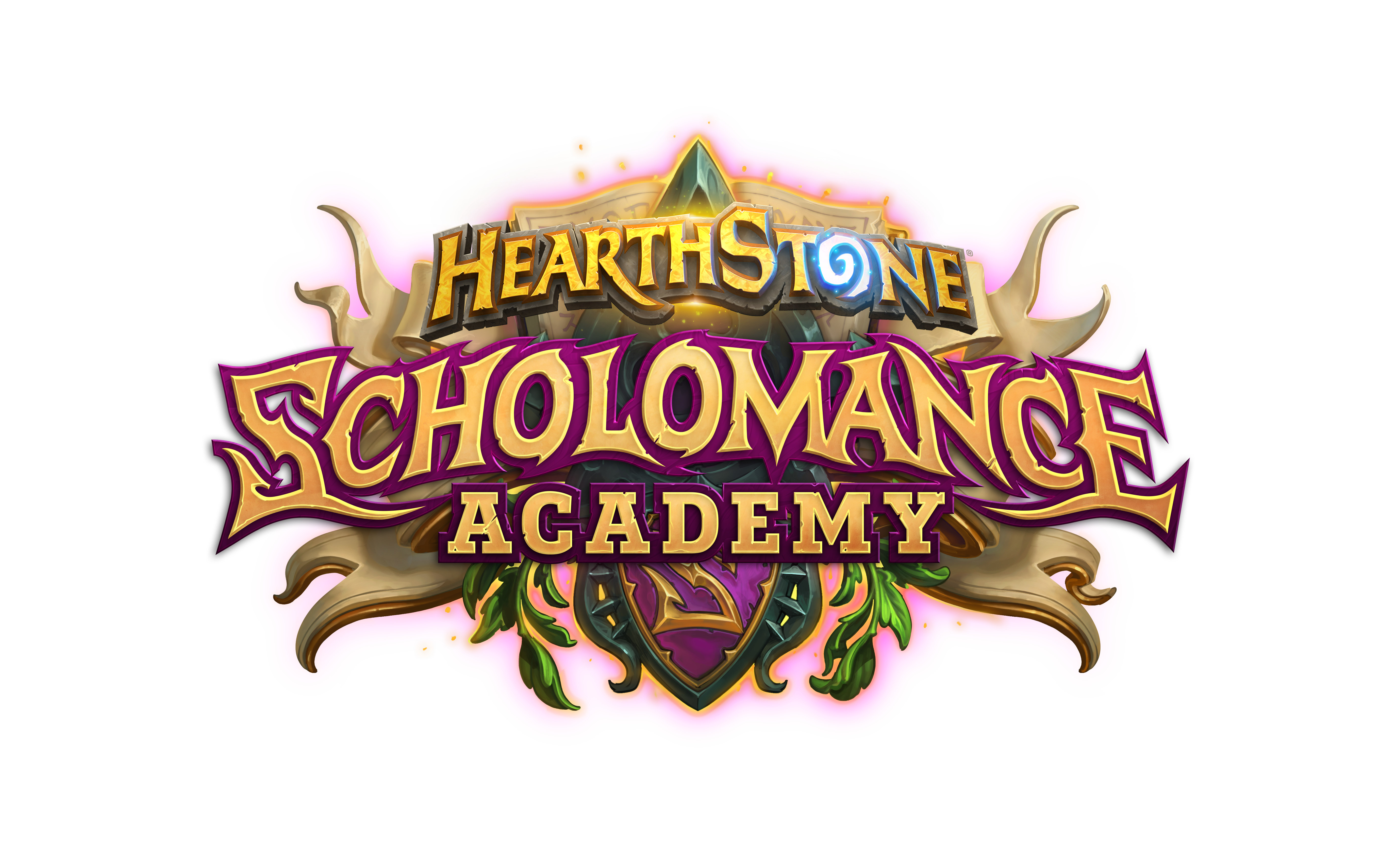Hearthstone Scholomance Academy To Get Proactive Balancing Hearthstone Heroes Of Warcraft Gamereactor Le nouveau logo hearthstone adopté par blizzard. gamereactor