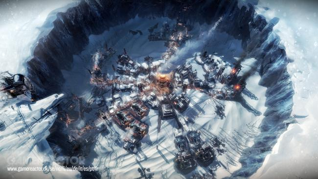 Survivor mode launches for Frostpunk