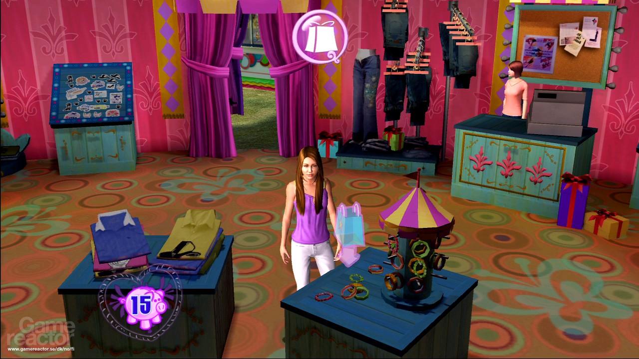 Hannah Montana Games