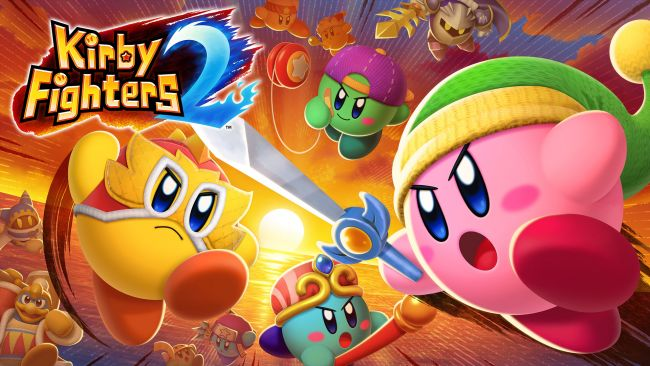 Kirby Fighters 2 is available now