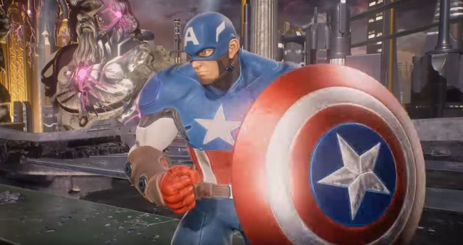 More characters confirmed for Marvel vs Capcom: Infinite