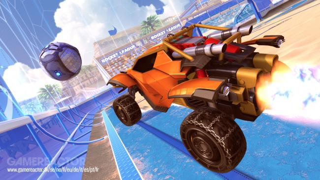 Rocket League's Blueprint update lands on December 4