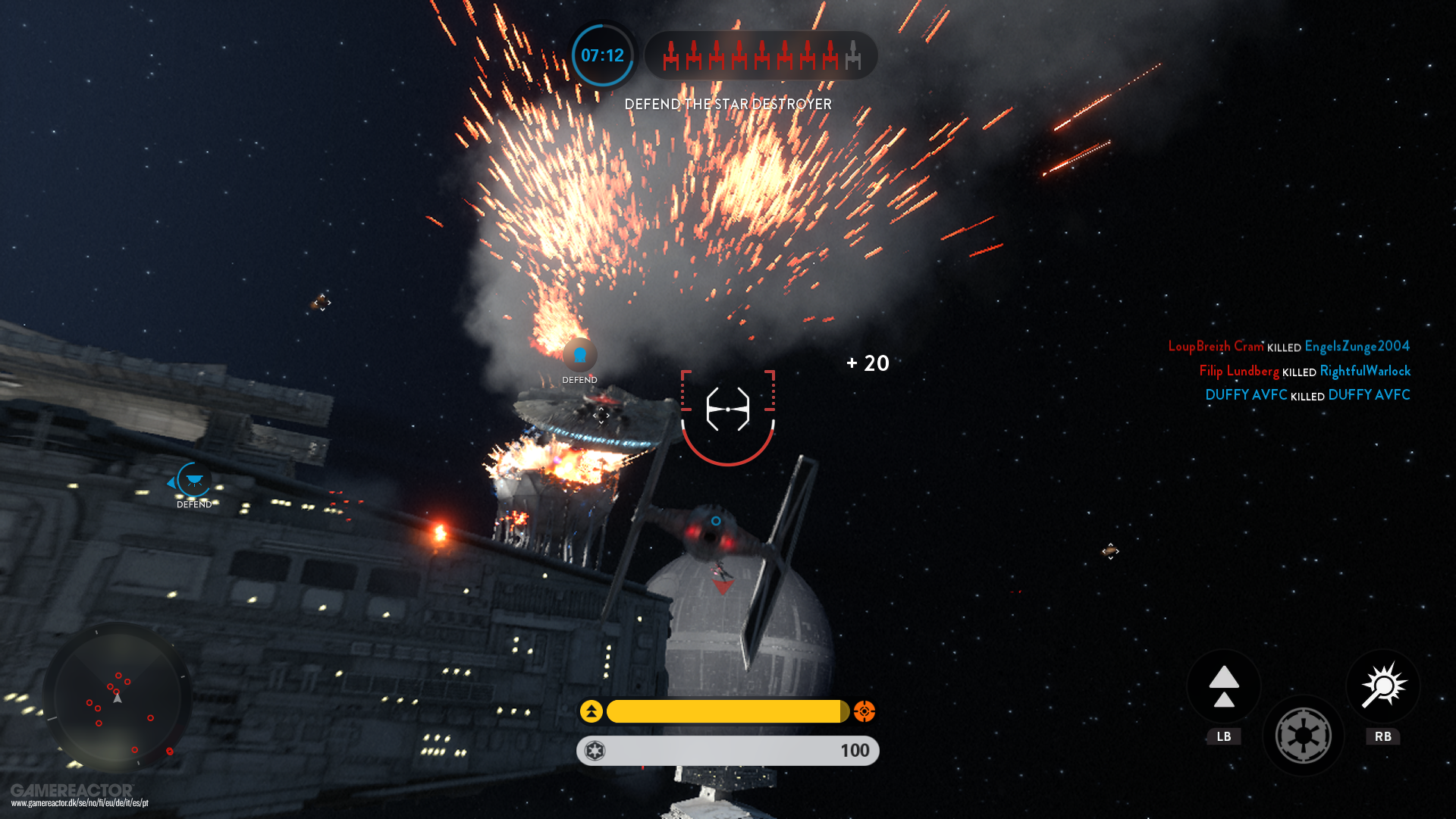 Pictures Of Star Wars Battlefront Death Star Gameplay 5 9