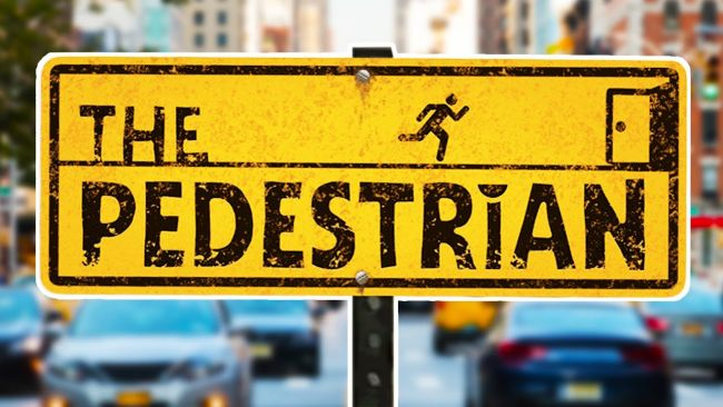 The Pedestrian is coming to PS4 & PS5 later this month