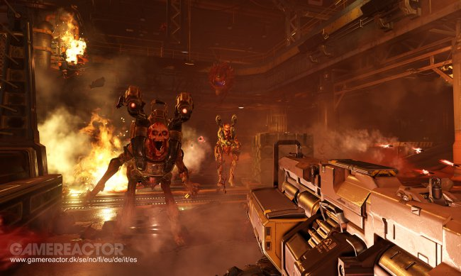 No microtransactions coming to Doom