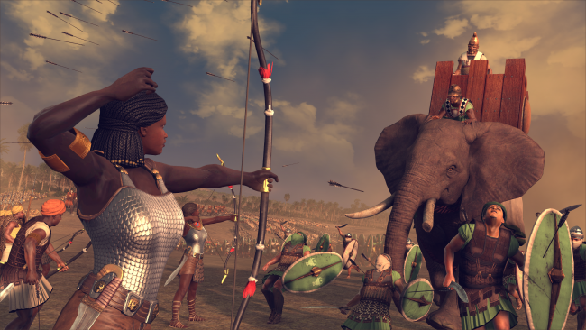 Negative reviews for Total War: Rome II due to female generals
