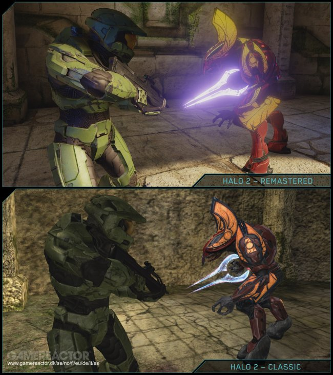 New Halo The Master Chief Collection Screenshots
