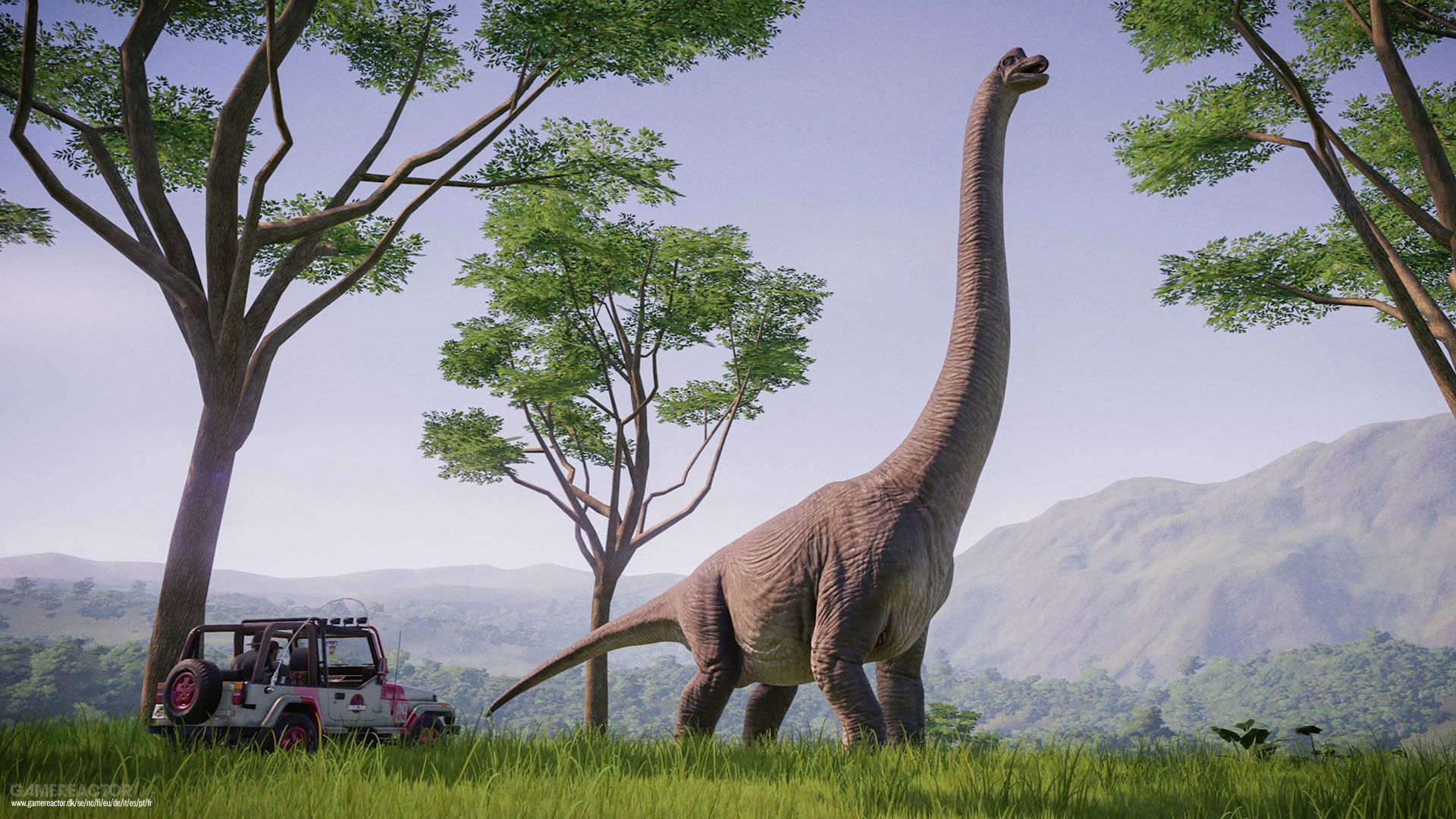 Jurassic World Evolution: Return to Jurassic Park Review - Gamereactor