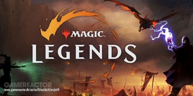 New MMORPG Magic: Legends unveiled during TGA 2019