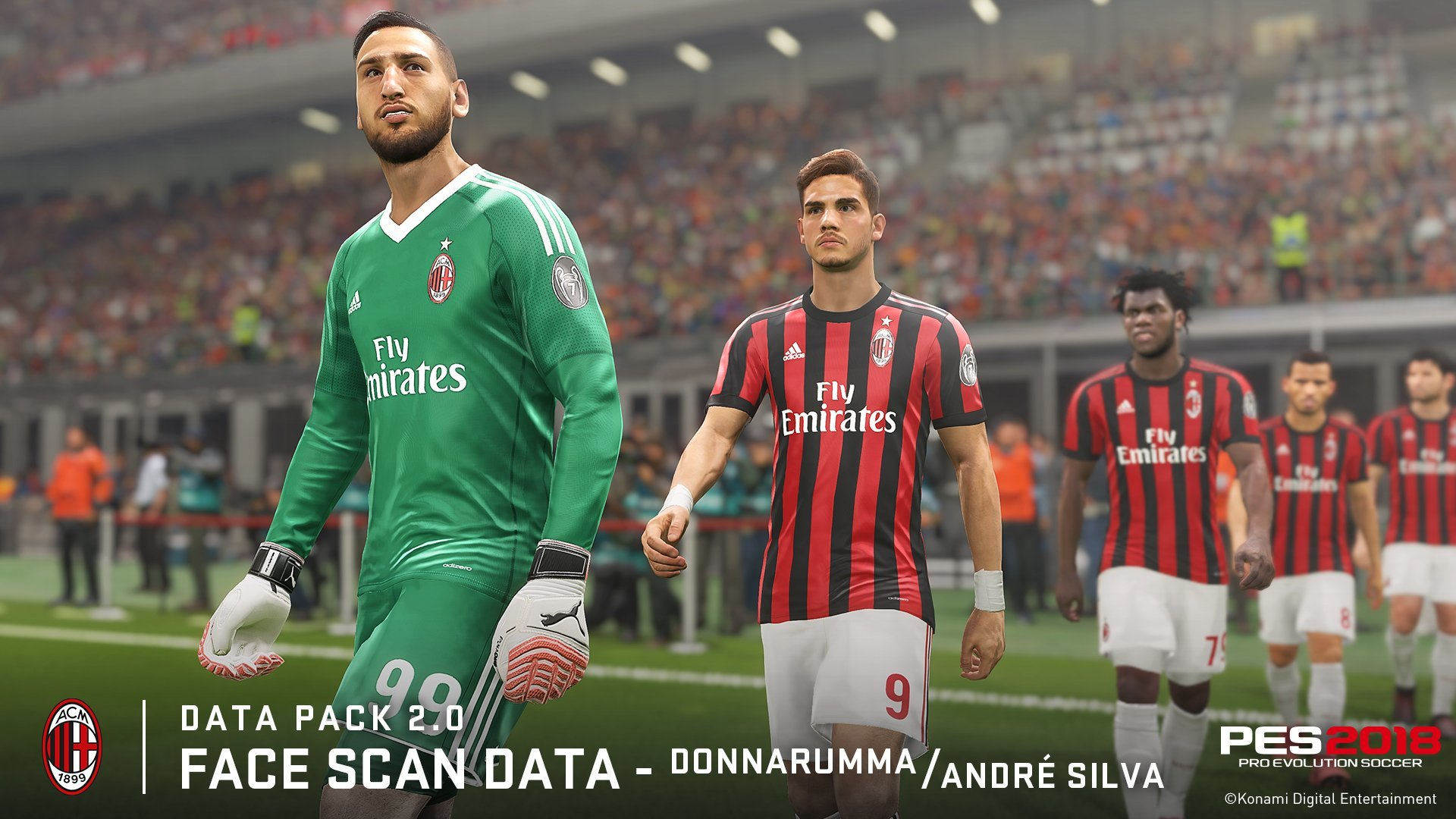 Pictures of Konami loses Champions League rights 1/1
