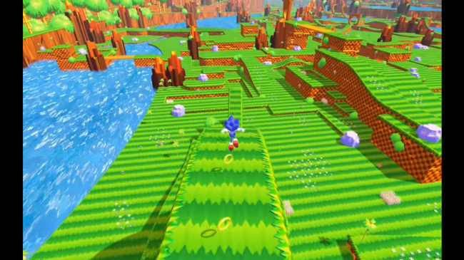 Sonic Utopia is what Sonic the Hedgehog would be in 3D