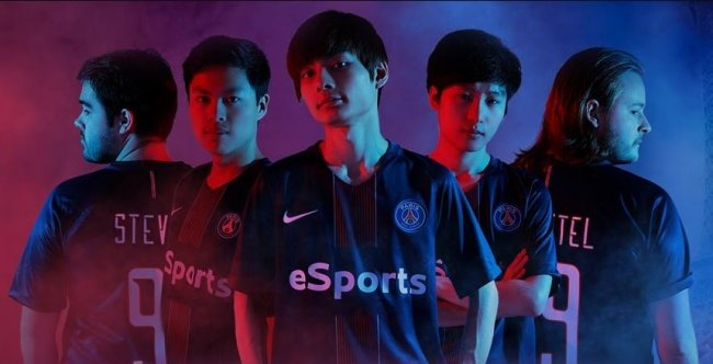PSG parts ways with League of Legends and YellOwStaR