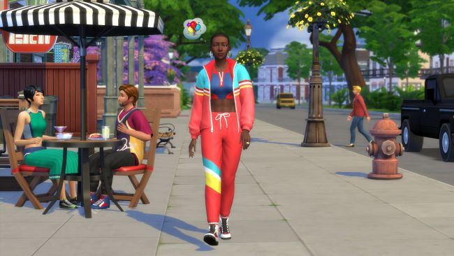 The Sims 4 introduces new