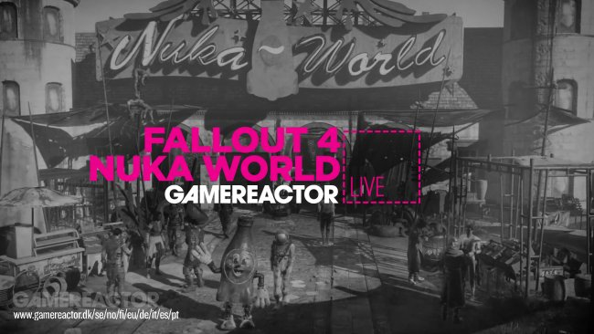fallout 4 how to live broadcast
