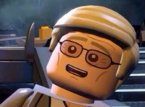 Adam West plays Adam West in Lego Batman 3