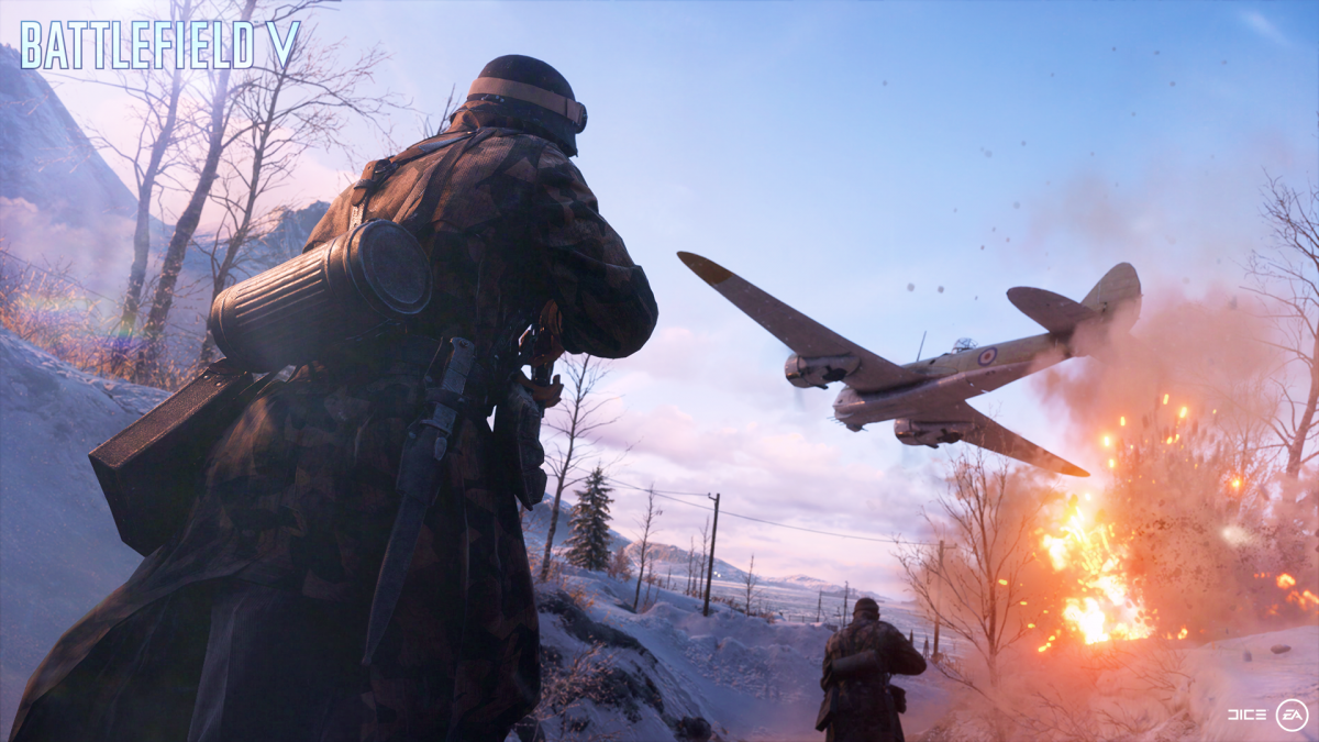 Players report a specific menu freezing their game in BFV