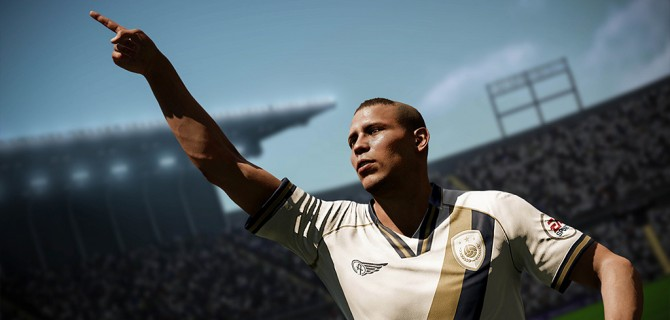 Charts: FIFA 18 remains at number one