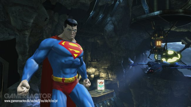 DC Universe Online now released for Xbox One