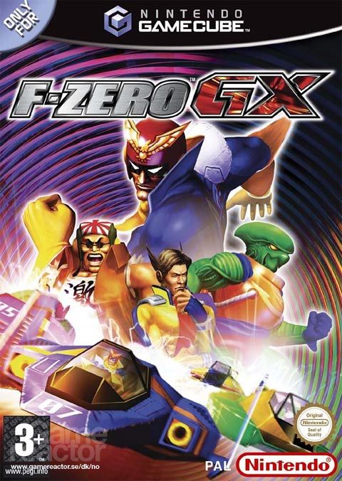 A new F-Zero looks increasingly unlikely