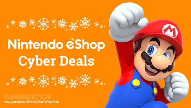 Nintendo's Black Friday deals for Switch, 3DS, and Wii U
