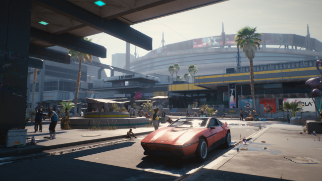 Check out the new Cyberpunk 2077 screens