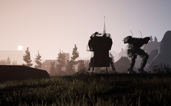 Check out these new Mechwarrior 5: Mercenaries screenshots