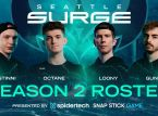 Seattle Surge details its starting roster for CDL 2021