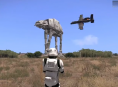 Star Wars AT-AT recreated in Arma III mod