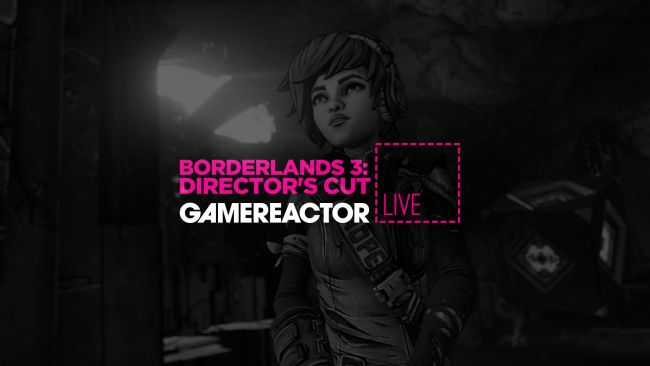 We're checking out the Director's Cut of Borderlands 3 on today's GR Live