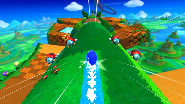 how to get supersonic in sonic lost world 3ds