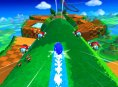 Super Sonic Galaxy: A run around Lost World