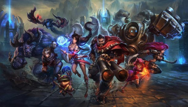 Ten Years of League of Legends