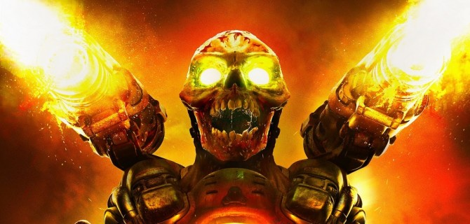 Universal is working on a new Doom movie