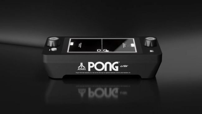 Atari about to release a portable Pong